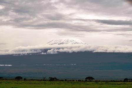 Mt Kilimanjaro, the best time to visit Kenya