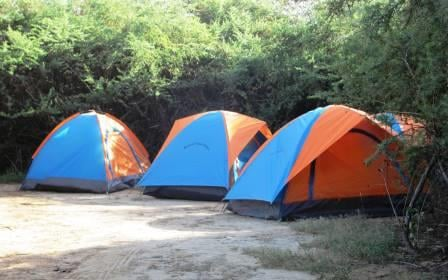 Camping in Kenya safaris